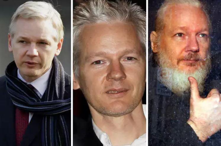 Julian Assange lanceur d alerte avant et après