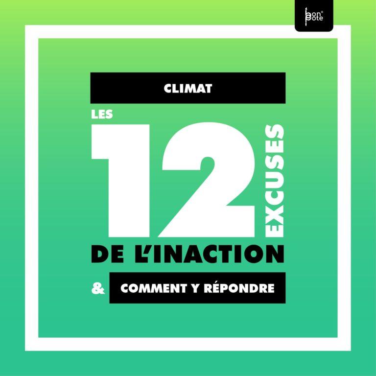12 images de l'inaction climatique