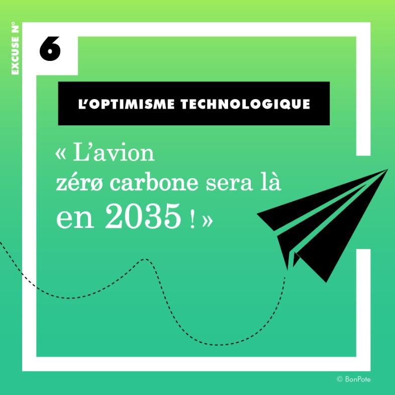 Inaction climatique excuse 6 L'optimisme technologique