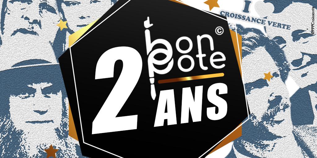 deux ans Bon Pote