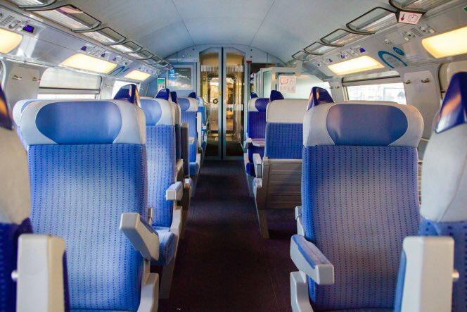 TGV- Train vide ?