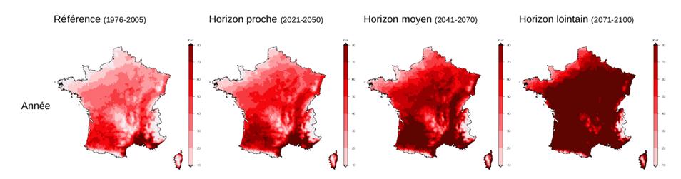 Comment évolue et va évoluer la sécheresse en France ?