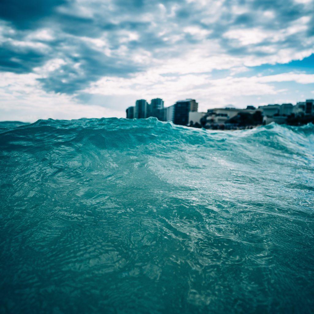 Niveau de la mer