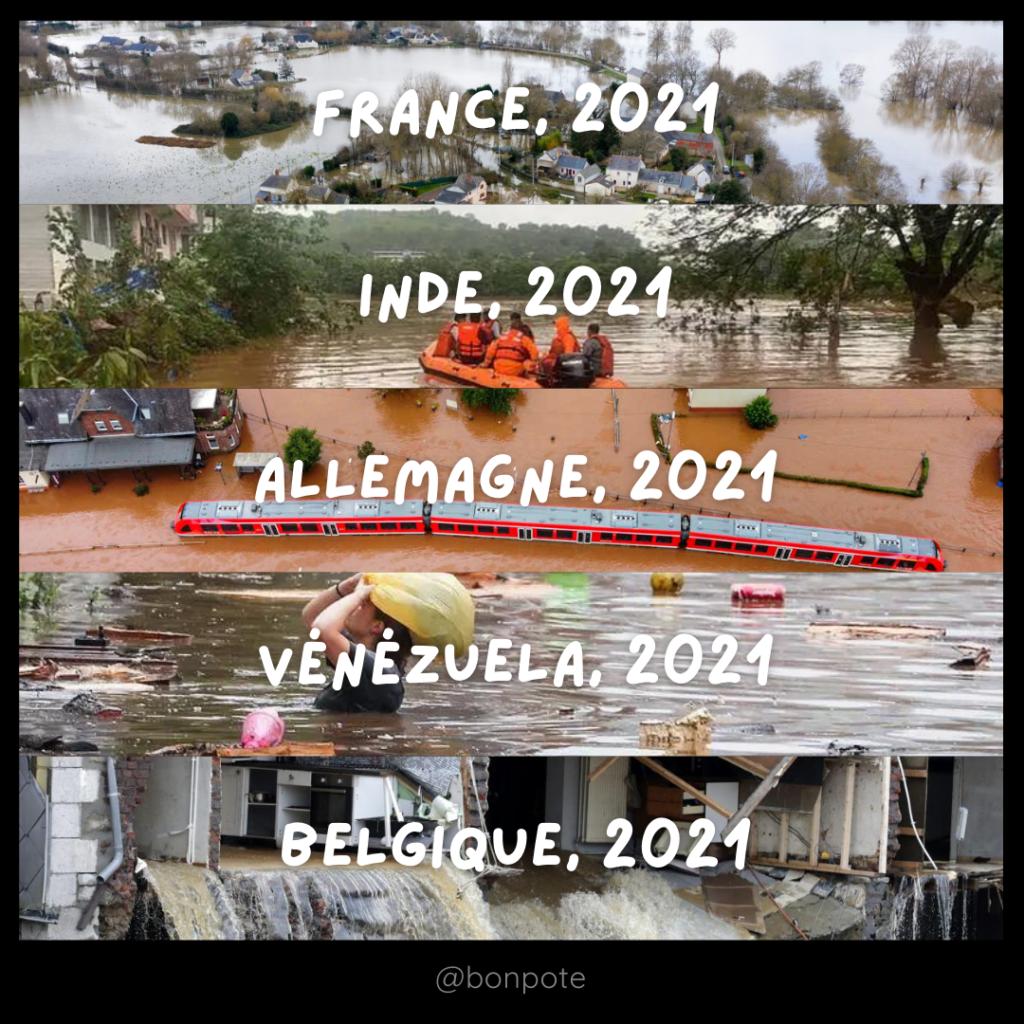 Inondations