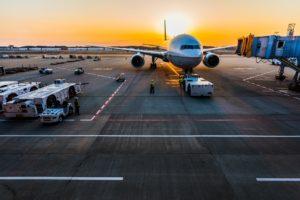 aéroport neutre en carbone